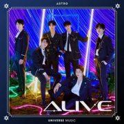 دانلود آهنگ Alive از گروه کره ای Astro با کیفیت اصلی و متن