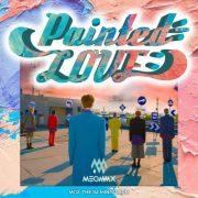آلبوم جدید Painted÷LOVE از MegaMax با کیفیت اصلی