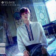 آلبوم زیبای O'CLOCK از Park Jihoon با کیفیت اصلی